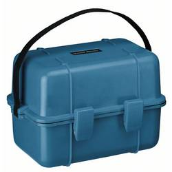 Kovček za stroje Bosch 1600A000LF iz umetne mase modre barve (D x Š x V) 302 x 212 x 205 mm