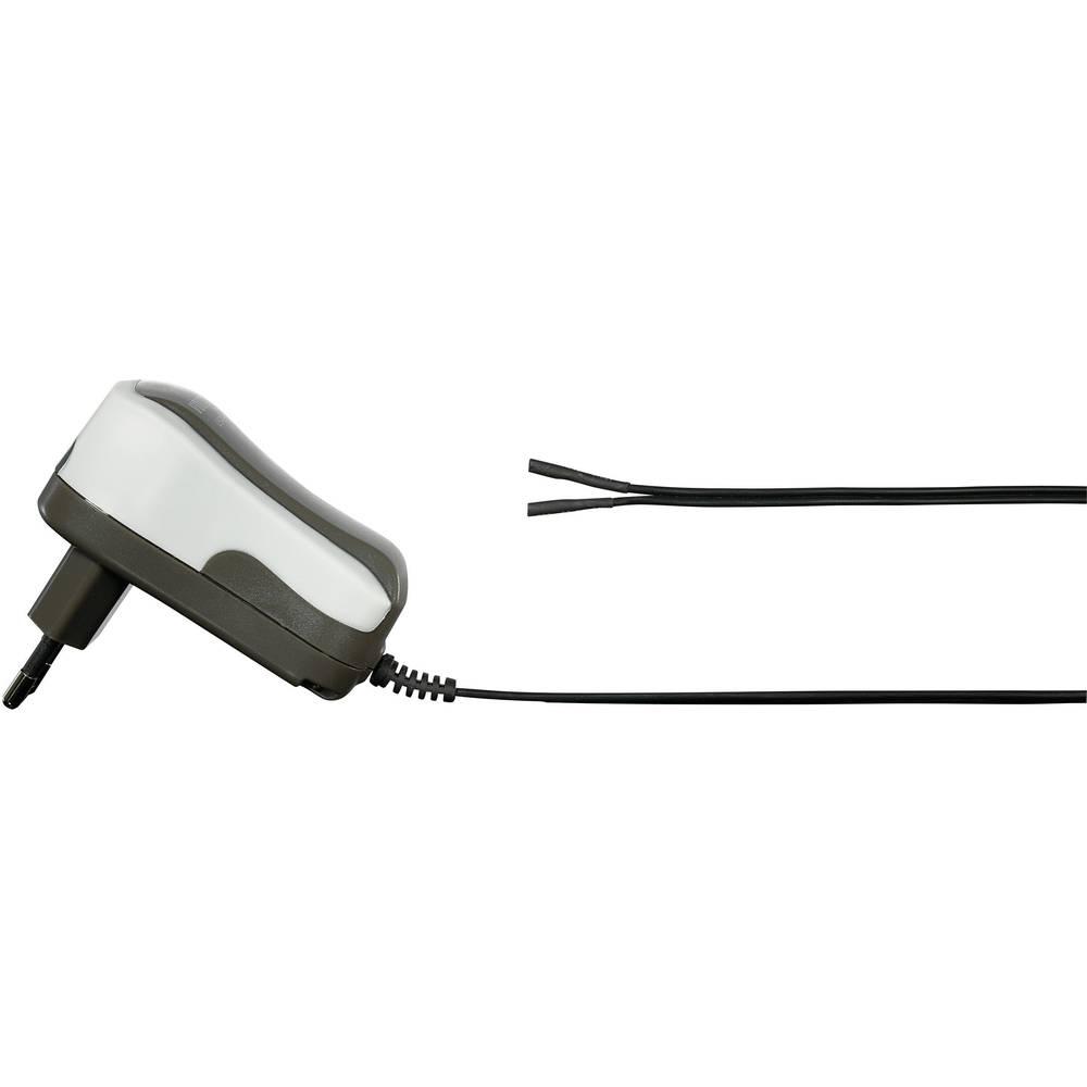 Vtični napajalnik, nastavljiv VOLTCRAFT SNG-1000-OW 3 V/DC, 4.5 V/DC, 5 V/DC, 6 V/DC, 7.5 V/DC, 9 V/DC, 12 V/DC 1000 mA 12 W