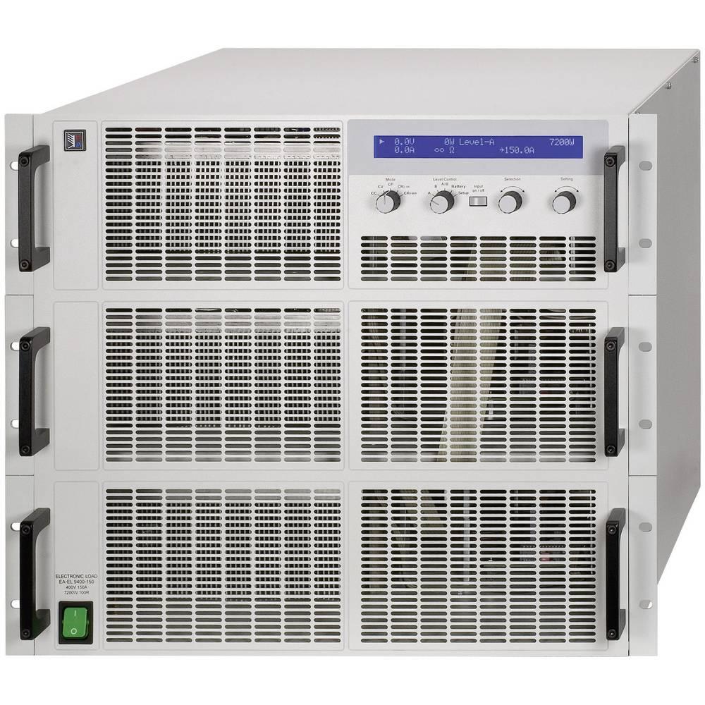 Elektroničko opterečenje EA Elektro-Automatik EA-EL 9750-75 HP 750 V/DC 75 A 7200 W