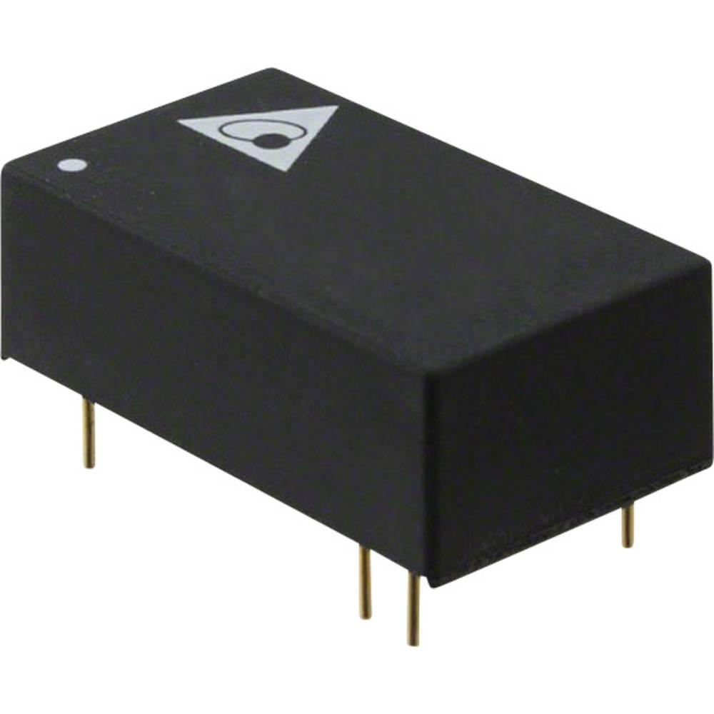 DC/DC pretvornik za tiskano vezje Delta Electronics DB02S2415A 15 V/DC 134 mA 2 W št. izhodov: 1 x