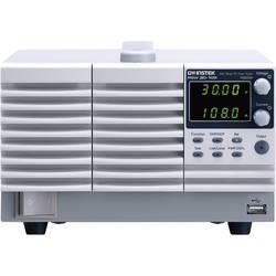 Laboratorijski naponski uređaj, podesivi GW Instek PSW30-108 0 - 30 V/DC 0 - 108 A 1080 W broj izlaza 1 x