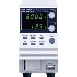 Laboratorijski naponski uređaj, podesivi GW Instek PSW80-13.5 0 - 80 V/DC 0 - 13 A 360 W broj izlaza 1 x