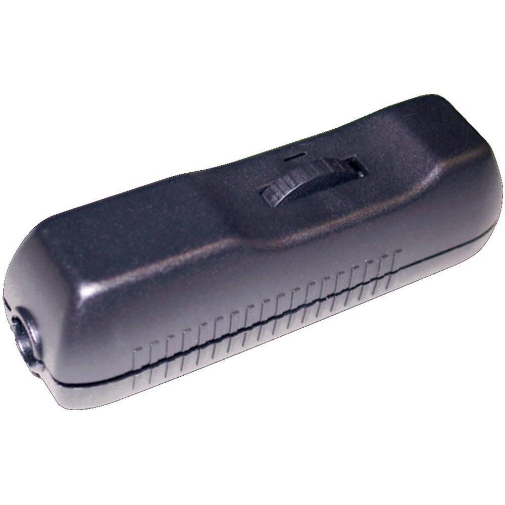 Vrvični vmesni zatemnilnik InterBär serije 8015, črne barve,40-160 W 8015-004.10