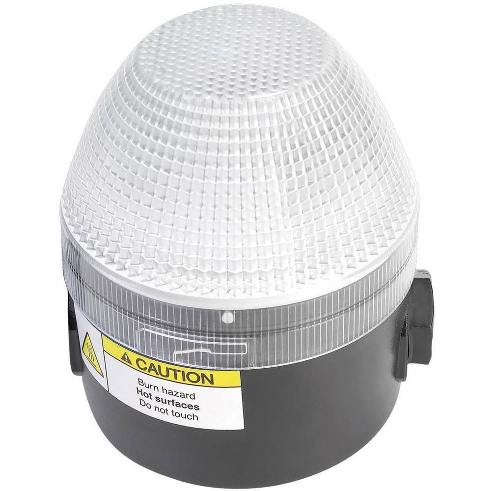 Signalna luč LED Auer Signalgeräte NMS-HP jasna neprekinjena luč 24 V/DC, 24 V/AC, 48 V/DC, 48 V/AC