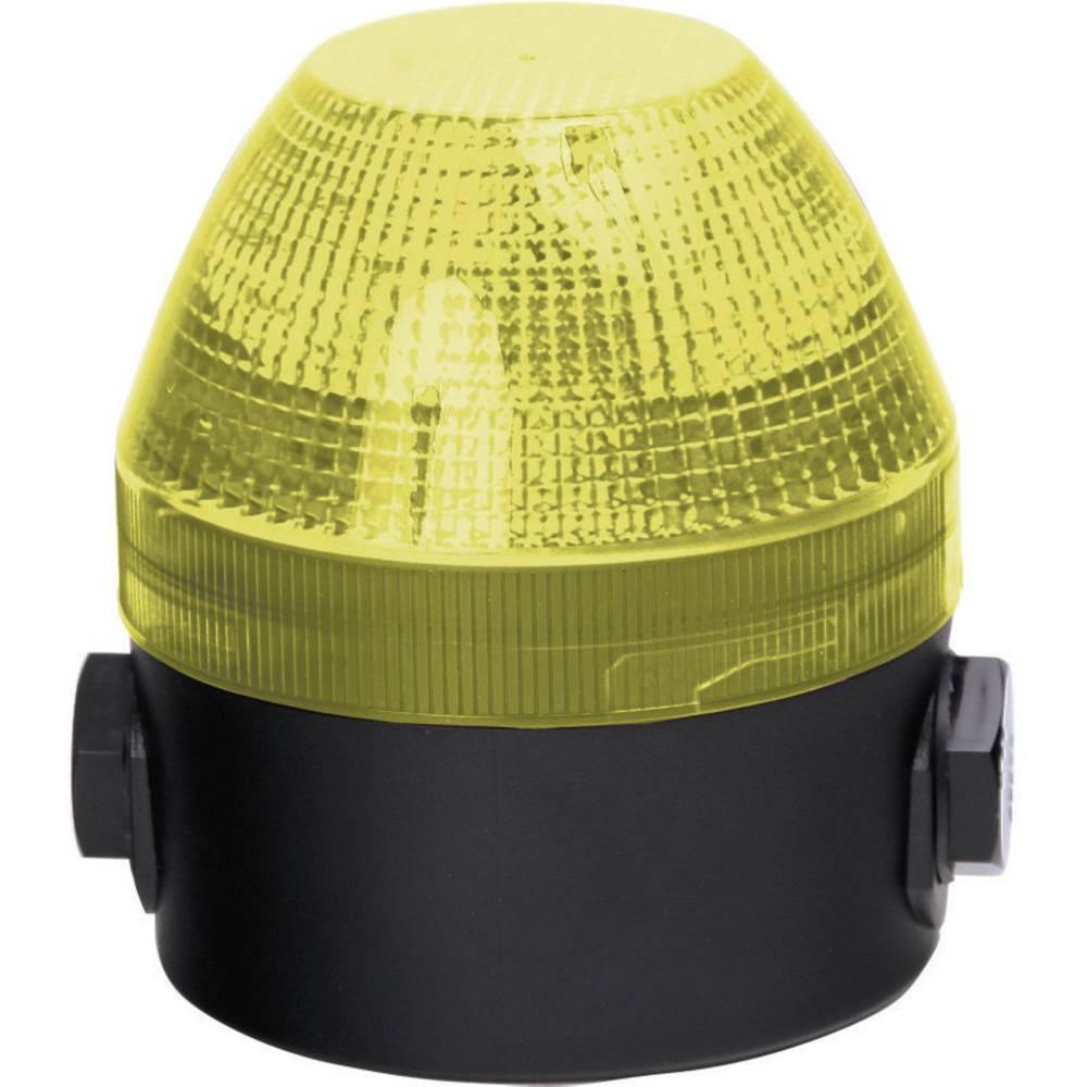 Signalna luč LED Auer Signalgeräte NFS-HP rumena bliskavica 24 V/DC, 48 V/DC