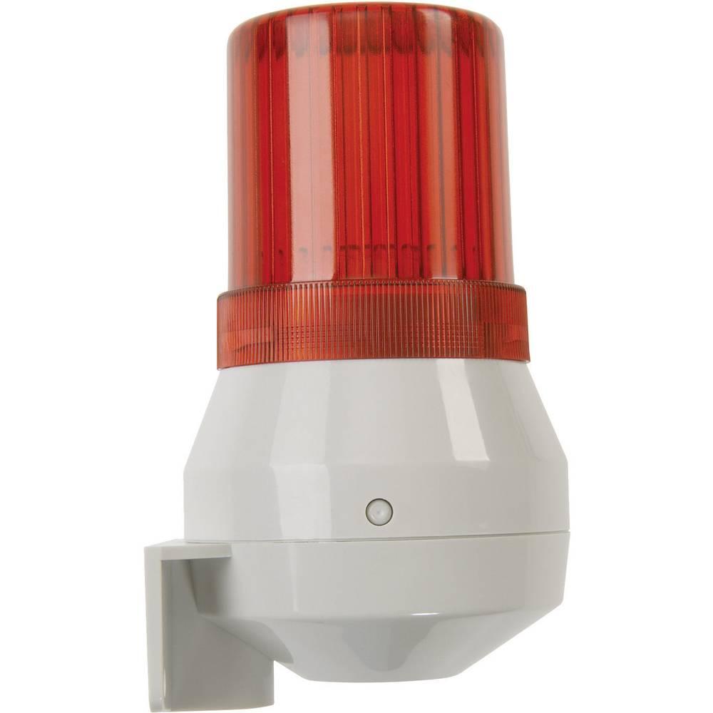 Kombinirani oddajnik signala Auer Signalgeräte KDL rdeča neprekinjena luč, enojni ton 12 V/DC