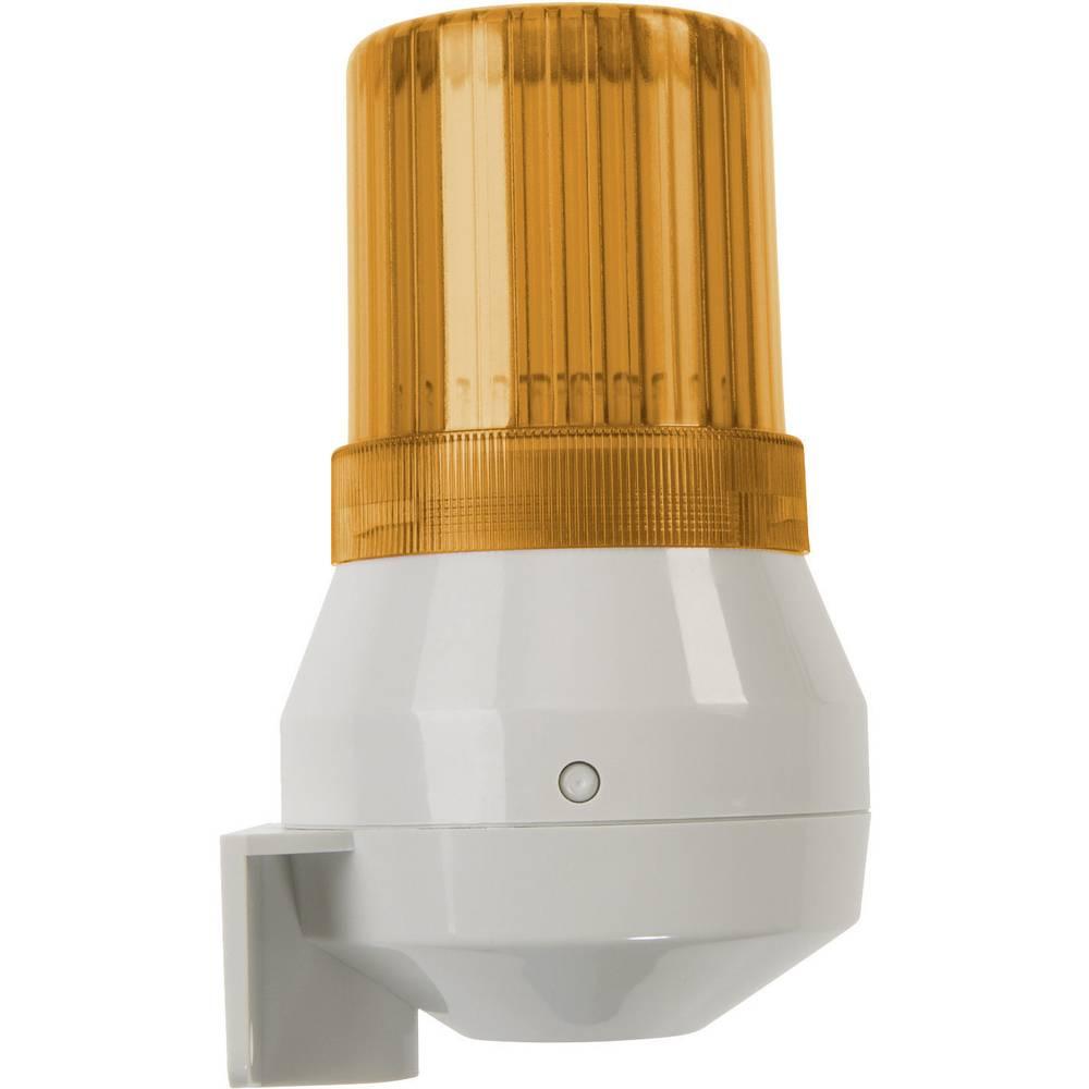 Kombinirani oddajnik signala Auer Signalgeräte KDF oranžna bliskavica, neprekinjen ton 230 V/AC