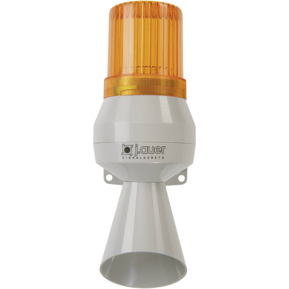Kombinirani oddajnik signala Auer Signalgeräte KLF oranžna bliskavica, enojni ton 230 V/AC