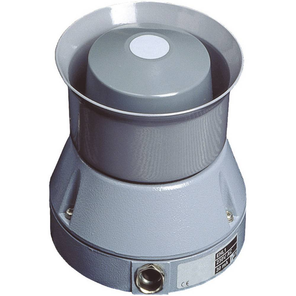Signalna sirena Auer Signalgeräte EHL-D neprekinjen ton 12 V/DC, 12 V/AC, 24 V/DC, 24 V/AC 110 dB