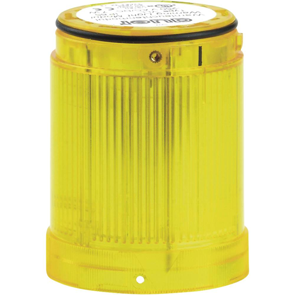 Signalni svetlobni modul Auer Signalgeräte VLL rumena neprekinjena luč 12 V/DC, 12 V/AC, 24 V/DC, 24 V/AC, 48 V/DC, 48 V/AC, 110