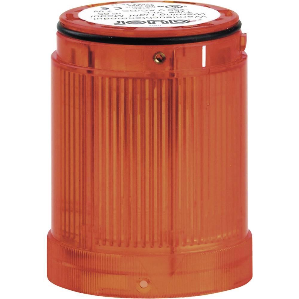 Signalni svetlobni modul LED Auer Signalgeräte VFF oranžna bliskavica 12 V/DC, 12 V/AC, 24 V/DC, 24 V/AC