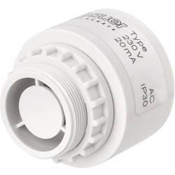 Signalni brenčač Auer Signalgeräte ESZ-K neprekinjen ton, pulzirajoč ton 230 V/AC 90 dB