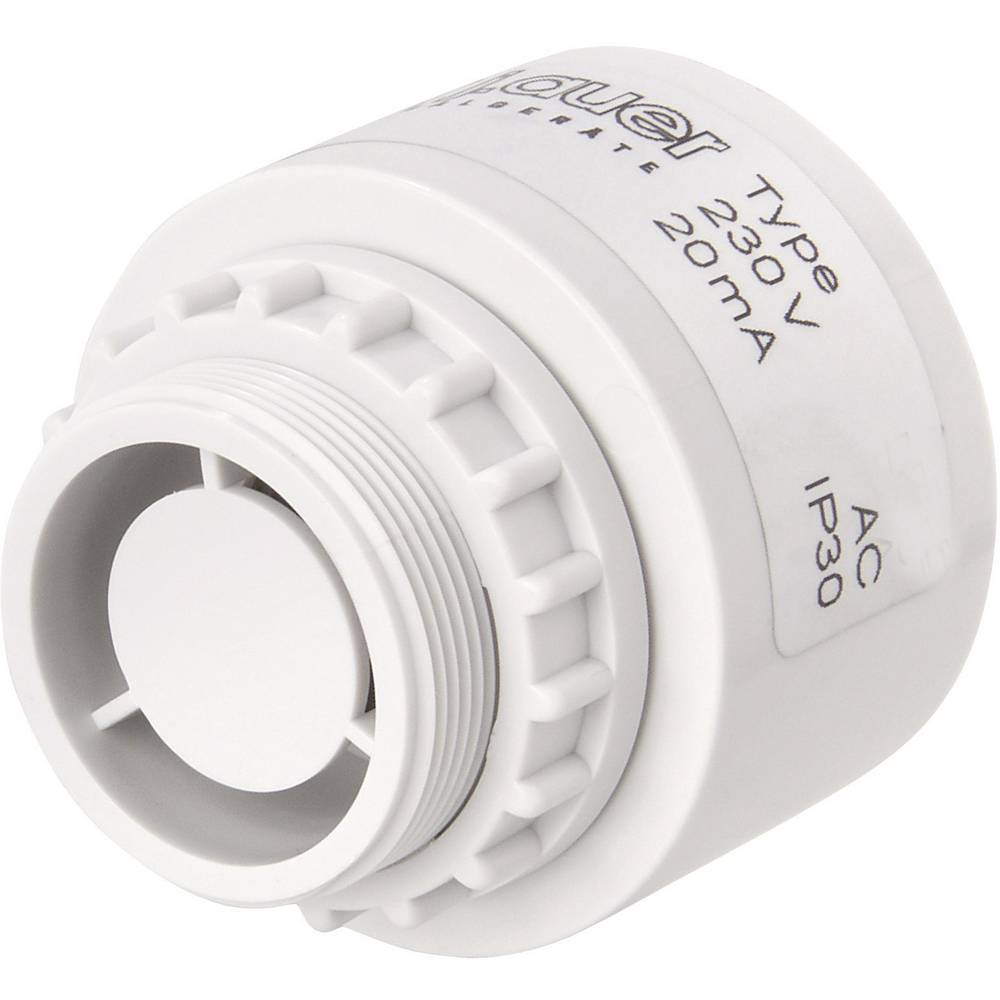 Signalni brenčač Auer Signalgeräte ESZ-K neprekinjen ton, pulzirajoč ton 24 V/DC, 24 V/AC 90 dB