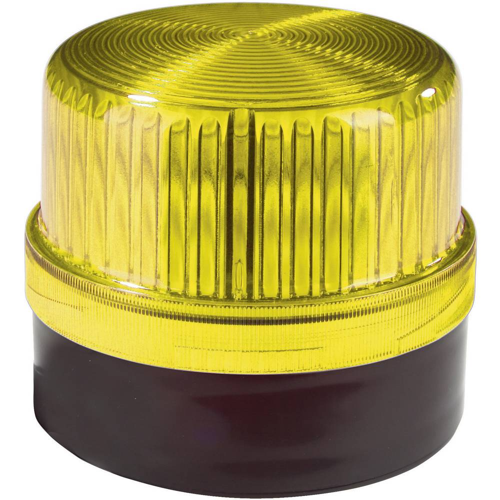 Signalna luč Auer Signalgeräte WLG rumena neprekinjena luč 230 V/AC