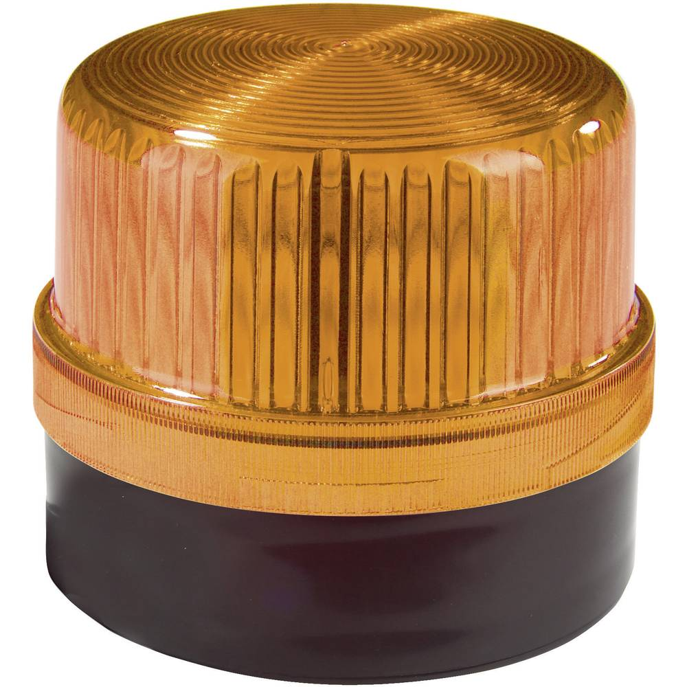 Signalna luč LED Auer Signalgeräte DLG oranžna neprekinjena luč 230 V/AC