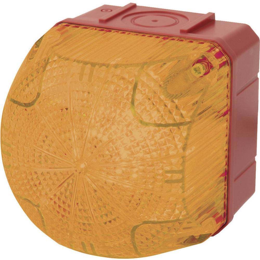 Signalna luč Auer Signalgeräte QFS oranžna bliskavica 230 V/AC