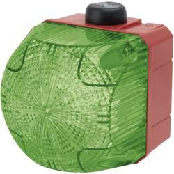 Kombinirani oddajnik signala Auer Signalgeräte QSS zelena neprekinjena luč, utripajoča luč 230 V/AC 85 dB