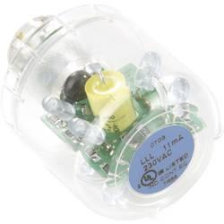 Auer Signalgeräte LED-svetilka LED-neprekinjena luč LLL modra, 230/240 V AC, BA15d