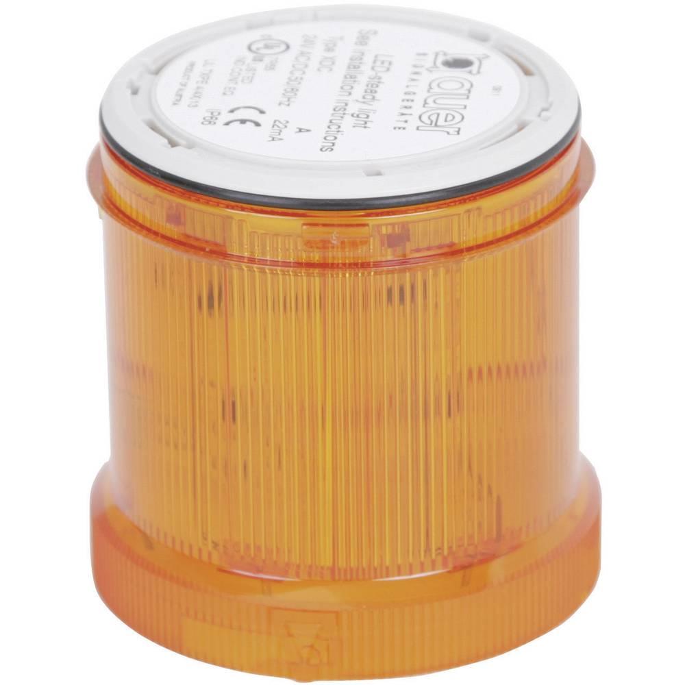 Signalni svetlobni modul Auer Signalgeräte XDF oranžna bliskavica 24 V/DC, 24 V/AC