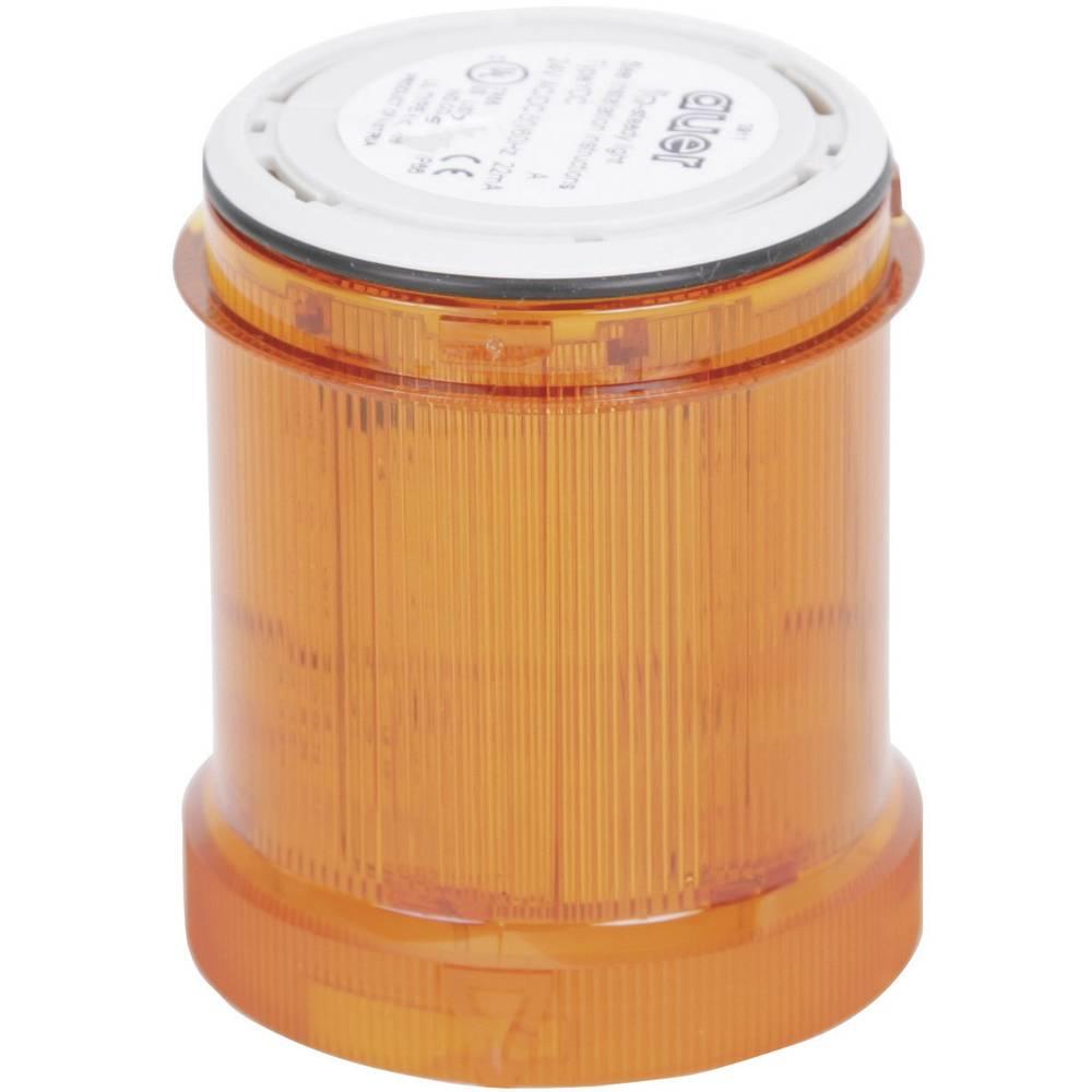 Signalni svetlobni modul Auer Signalgeräte YLL oranžna neprekinjena luč 12 V/DC, 12 V/AC, 24 V/DC, 24 V/AC, 48 V/DC, 48 V/AC, 11