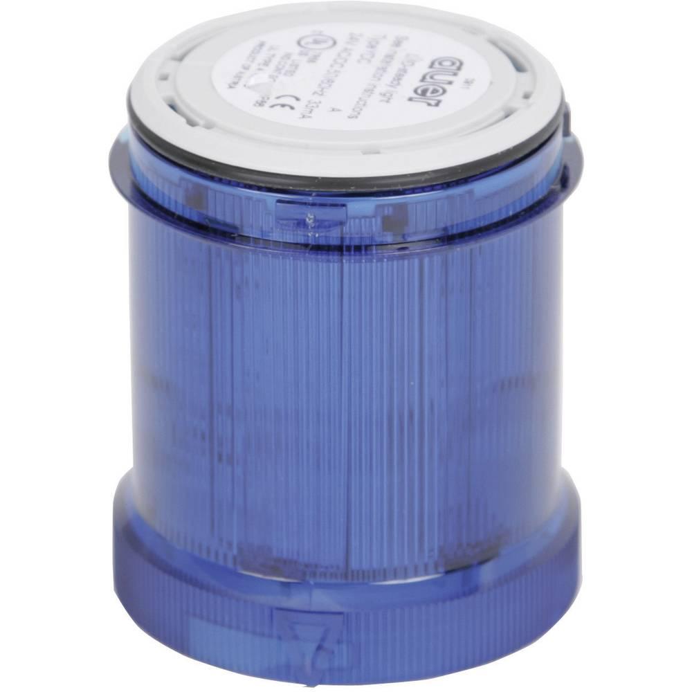 Signalni svetlobni modul Auer Signalgeräte YLL modra neprekinjena luč 12 V/DC, 12 V/AC, 24 V/DC, 24 V/AC, 48 V/DC, 48 V/AC, 110