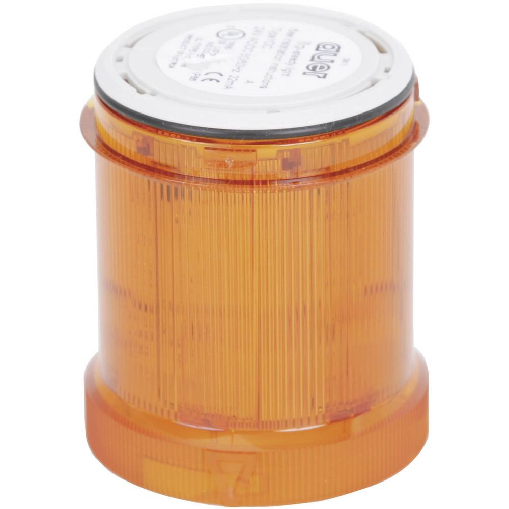 Signalni svetlobni modul Auer Signalgeräte YDC oranžna neprekinjena luč 230 V/AC