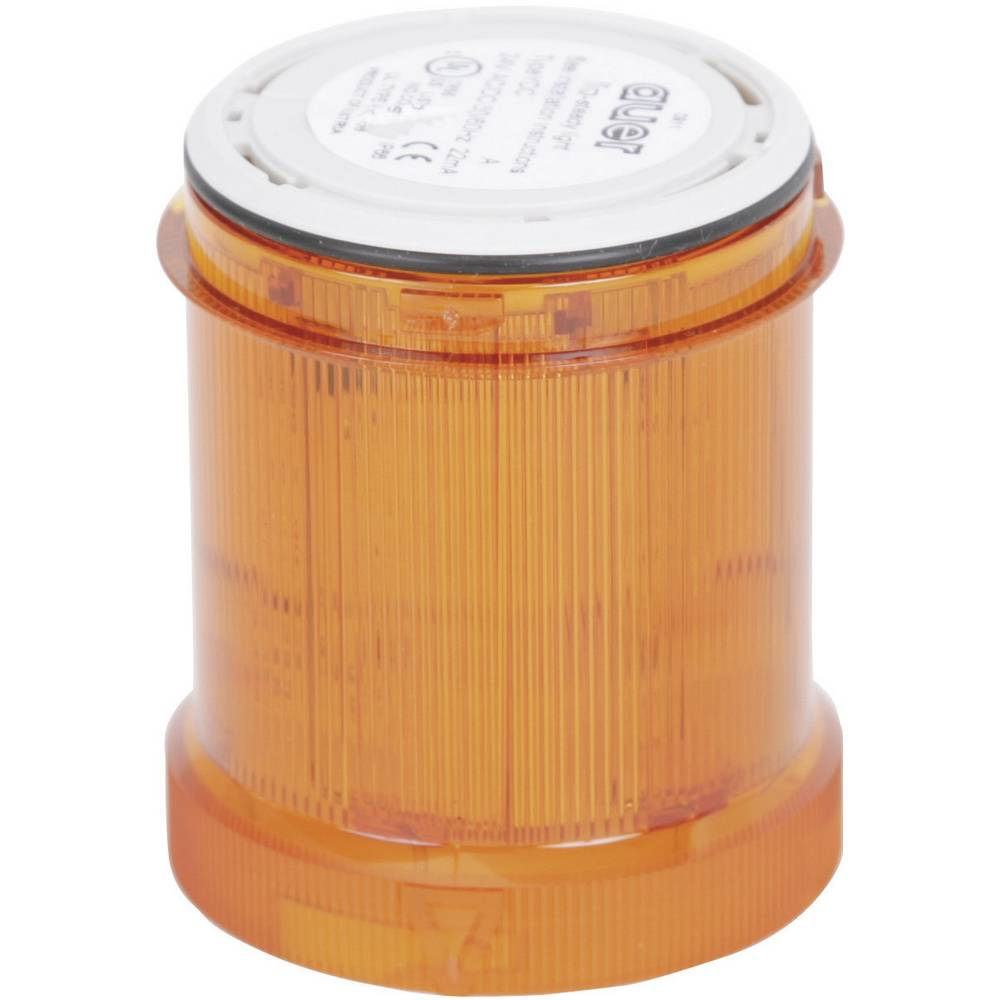 Signalni svetlobni modul Auer Signalgeräte YDF oranžna bliskavica 24 V/DC, 24 V/AC