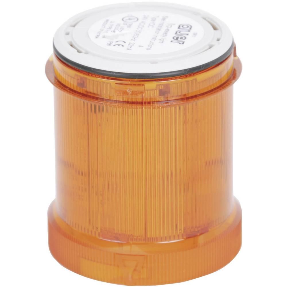 Signalni svetlobni modul Auer Signalgeräte YDC-HP oranžna neprekinjena luč 24 V/DC, 24 V/AC