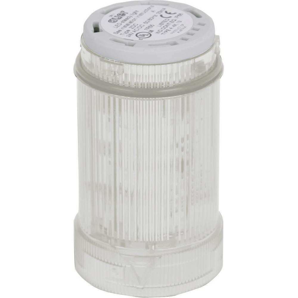 Signalni svetlobni modul Auer Signalgeräte ZLL bela neprekinjena luč 12 V/DC, 12 V/AC, 24 V/DC, 24 V/AC, 48 V/DC, 48 V/AC, 110 V