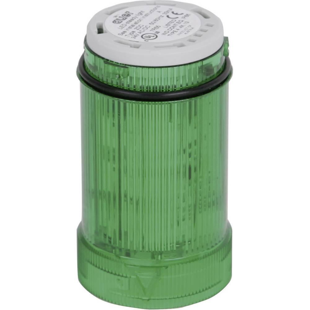 Signalni svetlobni modul Auer Signalgeräte ZLL zelena neprekinjena luč 12 V/DC, 12 V/AC, 24 V/DC, 24 V/AC, 48 V/DC, 48 V/AC, 110