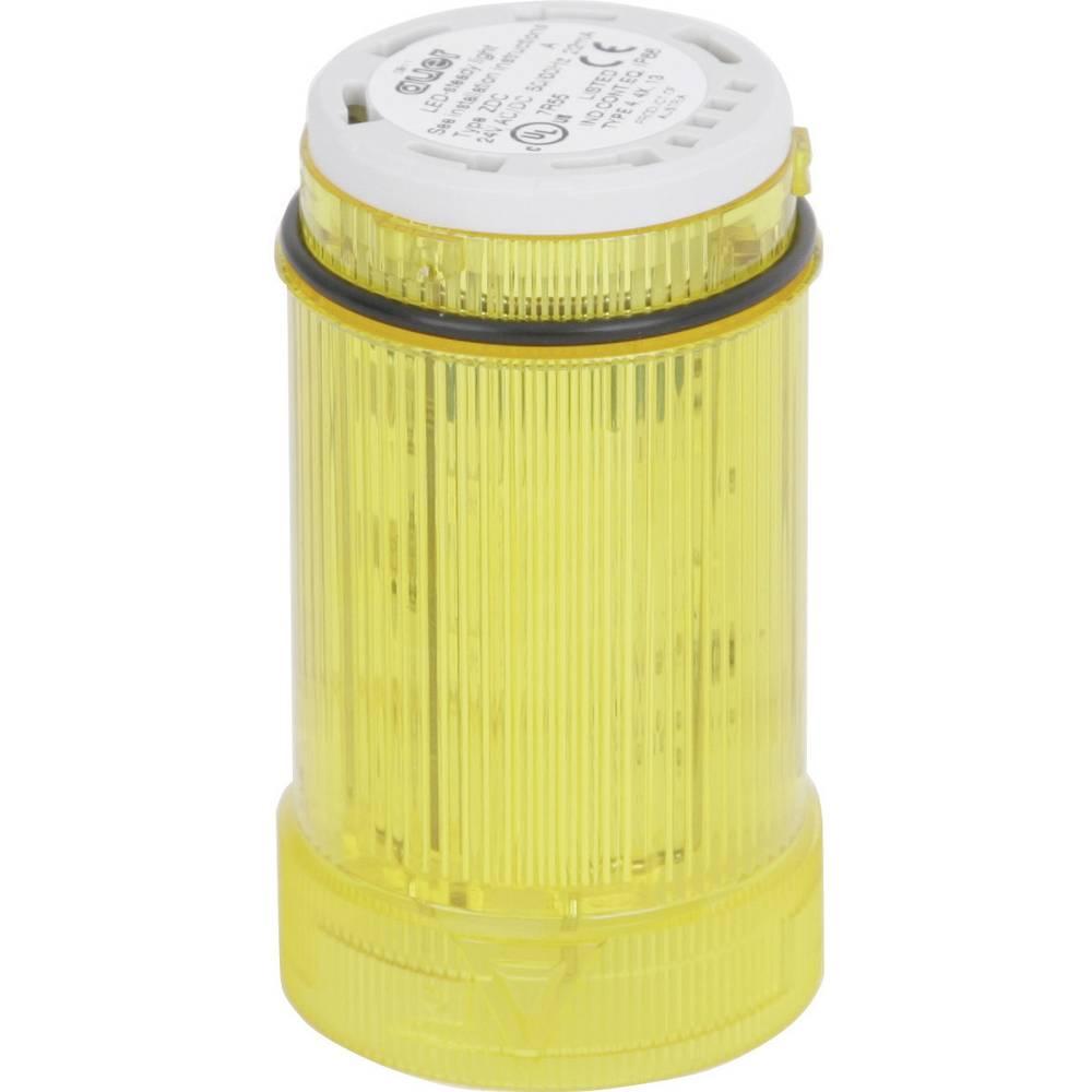 Signalni svetlobni modul Auer Signalgeräte ZLL rumena neprekinjena luč 12 V/DC, 12 V/AC, 24 V/DC, 24 V/AC, 48 V/DC, 48 V/AC, 110