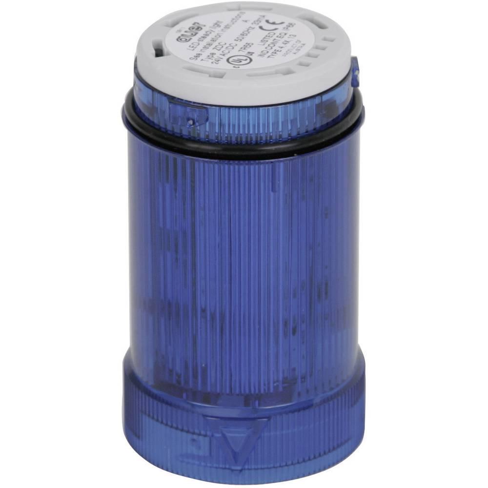 Signalni svetlobni modul Auer Signalgeräte ZDC modra neprekinjena luč 24 V/DC, 24 V/AC
