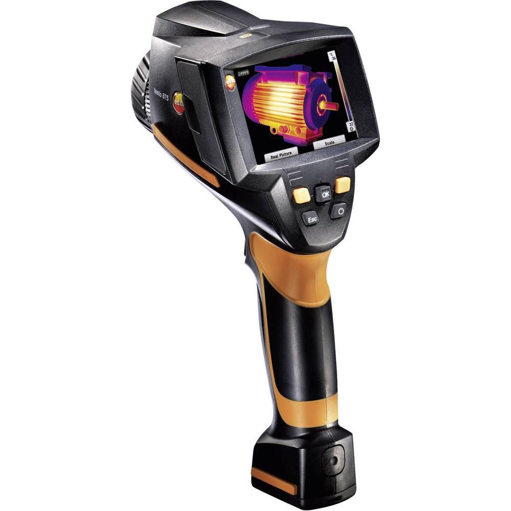 Kal. ISO-Termovizijska kamera Testo 875-2i Set -30 do 350 °C 160 x 120 pikslov 33 Hz