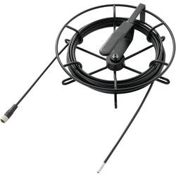 VOLTCRAFT 10M/5,5MM FLX LF 10-metarska endoskopska kamera za BS-500/1000T, jako fleksibilna, promjer sonde 5.5 mm
