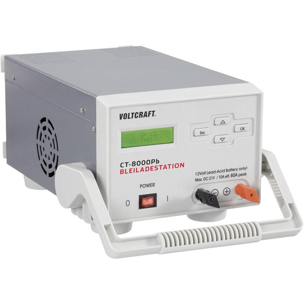 VOLTCRAFT punjač olovnih akumulatora CT-8000Pb 12 V olovno-gelni, olovno-kiselinski, AGM