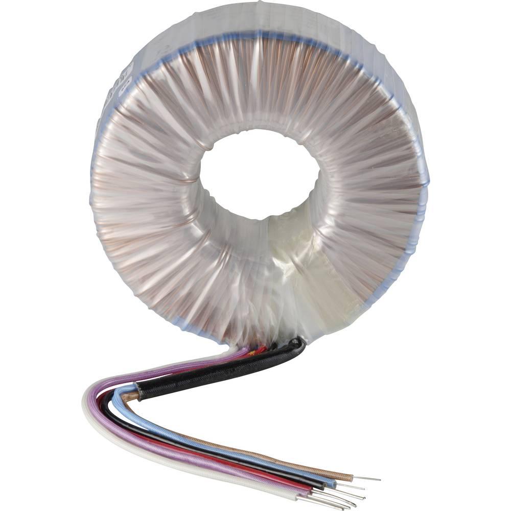 Transformator z obročastim jedrom 230 V~ 2 x 30 V 2 x 6.66 A 400 VA Sedlbauer