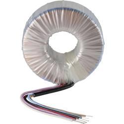 Transformator z obročastim jedrom 230 V~ 2 x 45 V 2 x 5.55 A 500 VA Sedlbauer