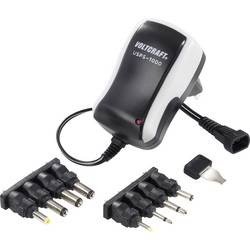 Strujni mrežni adapter, podesiv VOLTCRAFT USPS-1000 3 V/DC, 4.5 V/DC, 5 V/DC, 6 V/DC, 7.5 V/DC, 9 V/DC, 12 V/DC 1000 mA 12 W