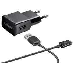 Samsung 2 Ampere mikro USB-laddare ETA-U90E svart