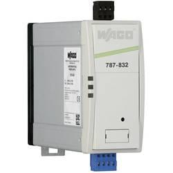WAGO EPSITRON® PRO POWER 787-832 Bæreskinne-strømforsyning, DIN-strømforsyning 24 V/DC / 10 A / 85-264 V/AC, 120-350 V/DC