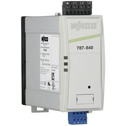 WAGO EPSITRON® PRO POWER 787-842 Bæreskinne-strømforsyning, DIN-strømforsyning 24 V/DC / 20 A / 340 - 550 V/AC, 480 - 780 V/DC