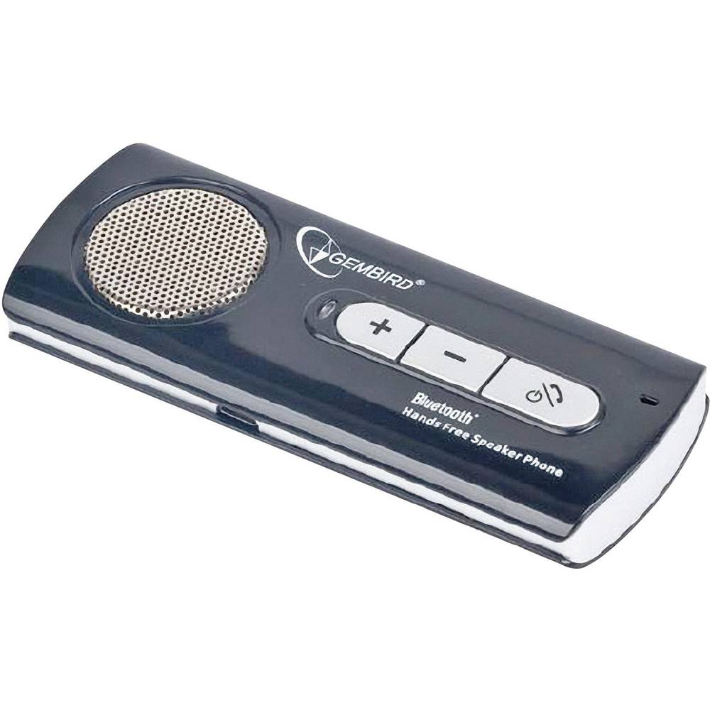 Bluetooth naprava za prostoročno telefoniranje Gembird BTCC-002, pogov. 7,5 h, prip. 360 h