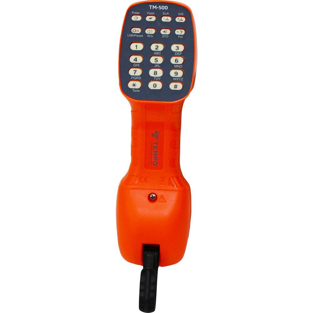 Greenlee TM-500i testni telefon testni telefon z DSL kompatibilnostjo