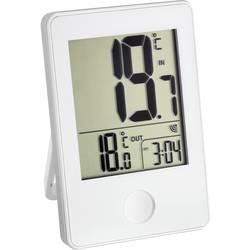 Bežični termometar sa satom TFA, bijele boje 30-3051-02