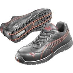 Varovalni čevlji PUMA Safety Daytona Lo,w S3, velikost 45, črna/rdeča, 642620, 1 par