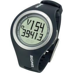 Ura za merjenje srčnega utripa s priloženim prsnim trakom Sigma PC 22.13 MAN Gray STS, siva