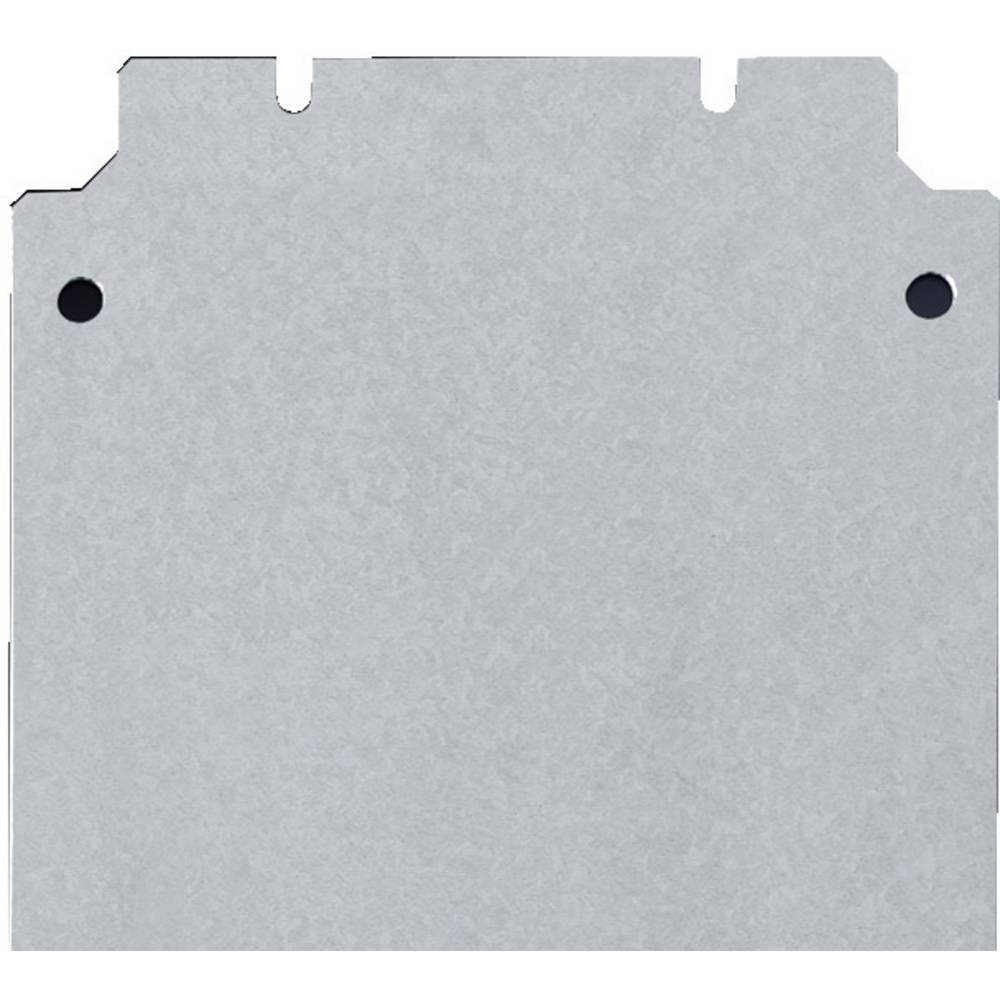 Monteringsplade Rittal KL 1568.700 (B x H) 400 mm x 300 mm Stålplade 1 stk