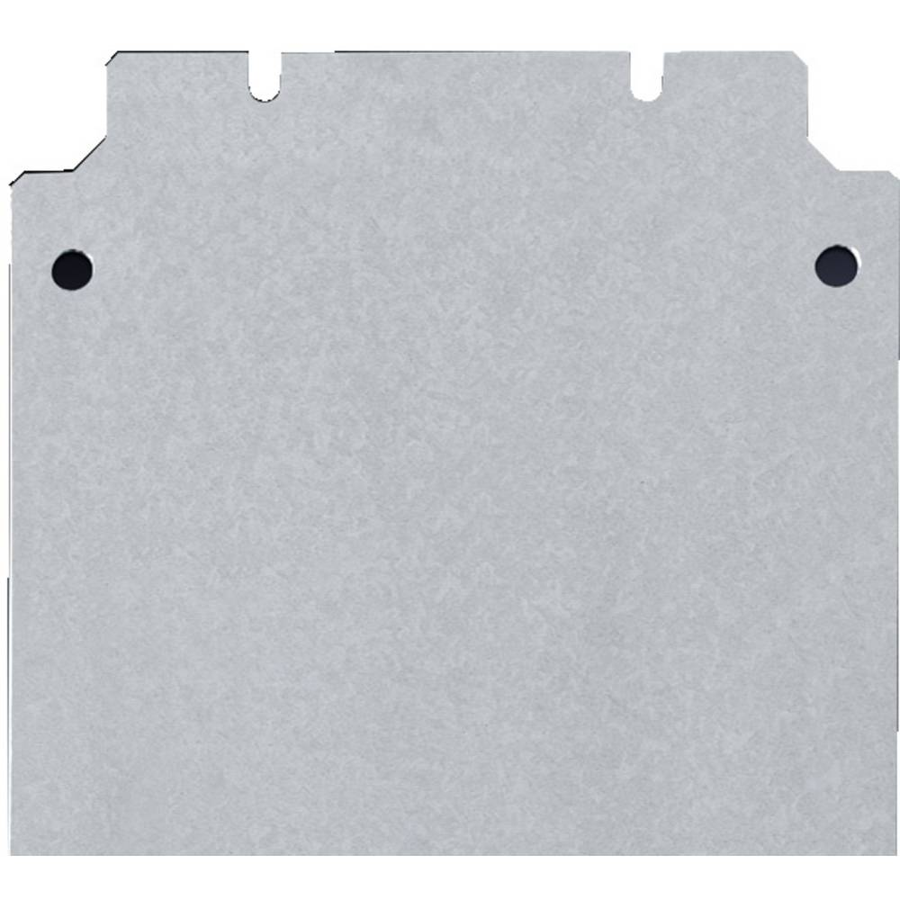 Monteringsplade Rittal KL 1573.700 (B x H) 800 mm x 400 mm Stålplade 1 stk