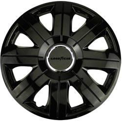 Ratkape, ukrasni poklopci kotača R16 crne boje 4 komada Goodyear