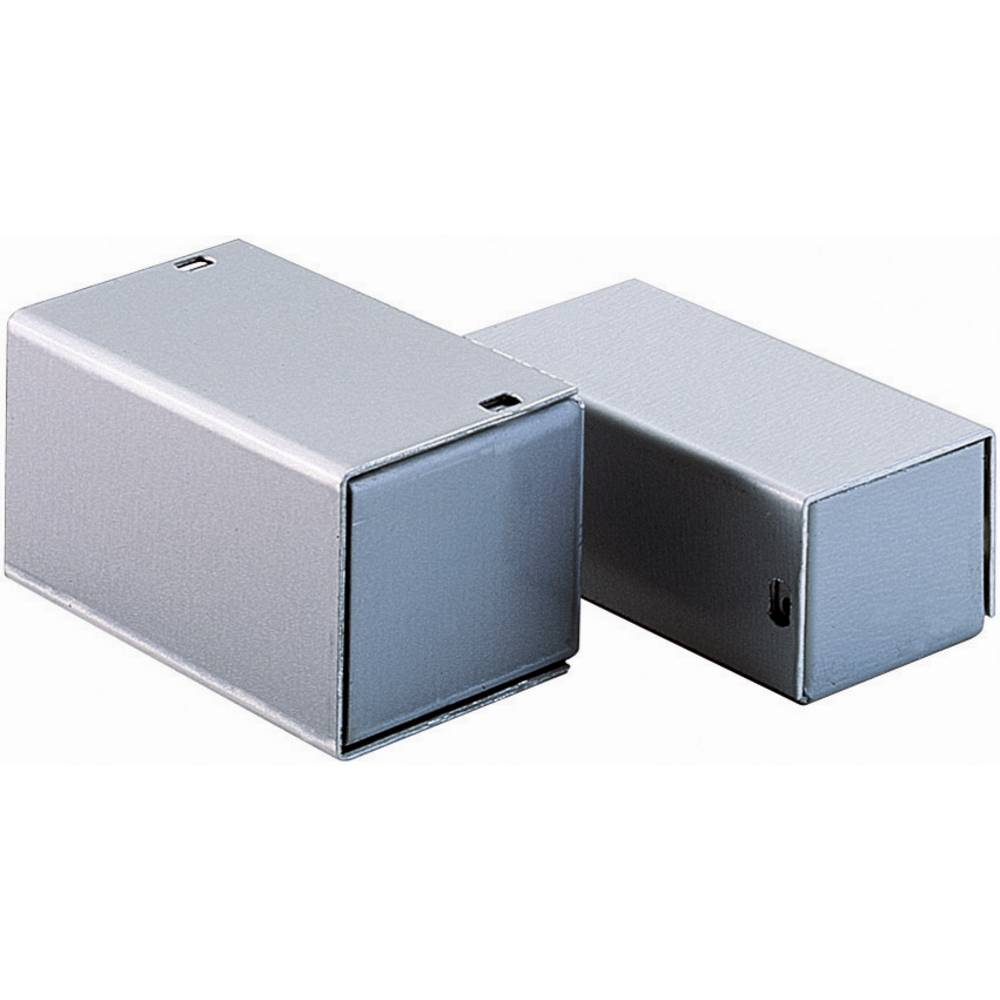 Universalkabinet 57 x 72 x 28 Aluminium Sølv TEKO 2 A 1 stk